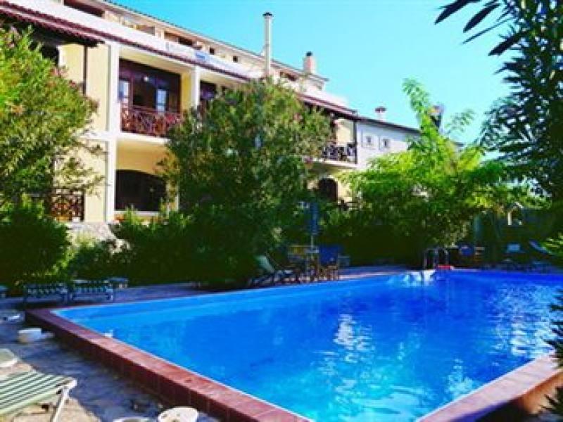 Appartementen Athina - Pythagorion - Samos